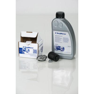 Tengelykapcsoló olaj és olajszűrő garnitúra (IV. generációs hajtáslánchoz - Ford, Land Rover és Volvo gépjárművekhez)