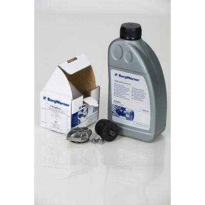 Tengelykapcsoló olaj és olajszűrő garnitúra (II-III. generációs hajtáslánchoz - Ford, Land Rover és Volvo gépjárművekhez)